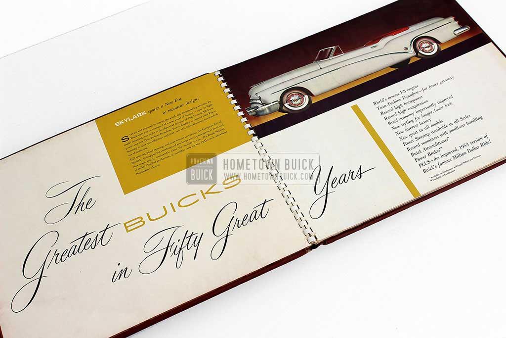 1953 Buick Showroom Album 05