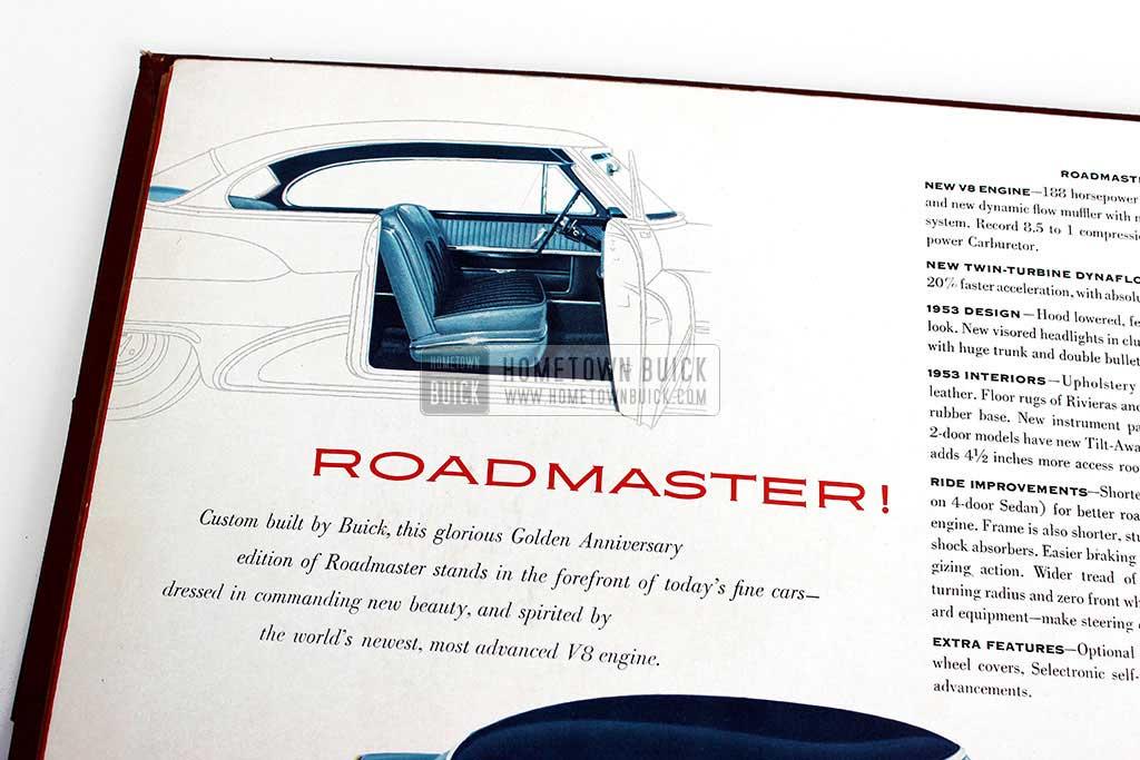 1953 Buick Showroom Album 07