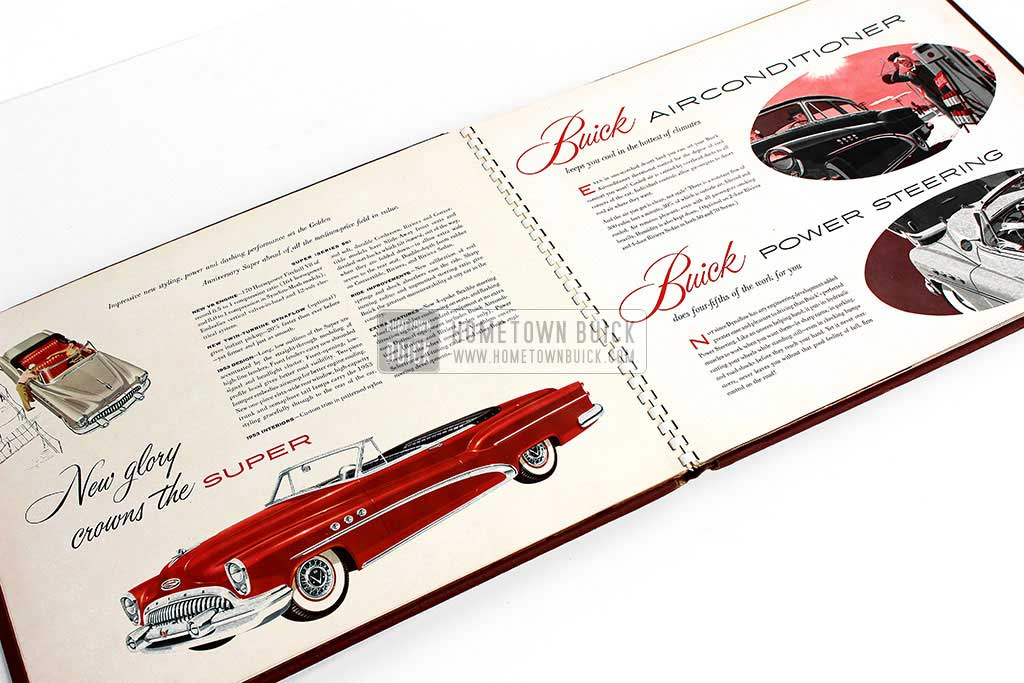 1953 Buick Showroom Album 08
