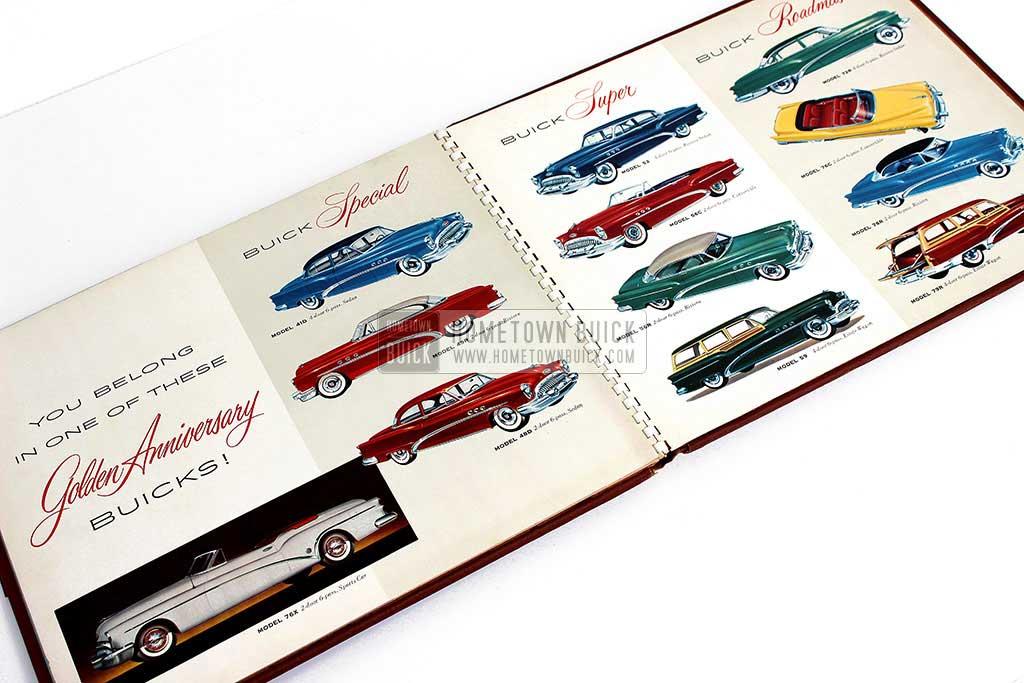 1953 Buick Showroom Album 11
