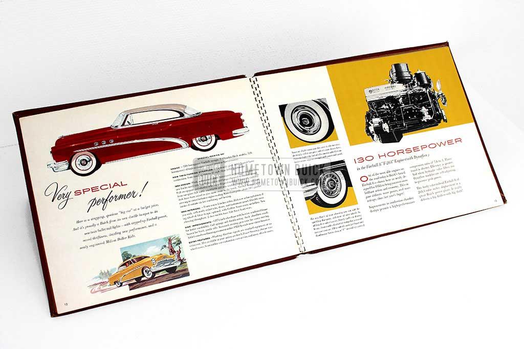 1953 Buick Showroom Album 12