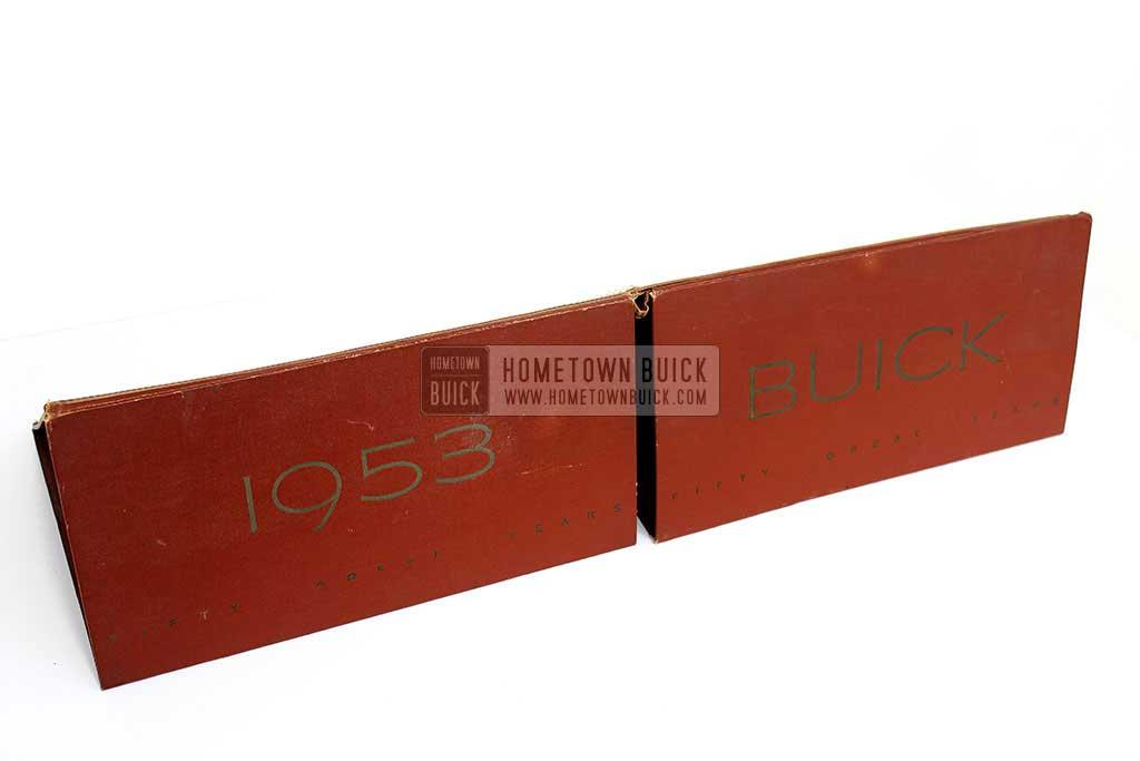 1953 Buick Showroom Album 14