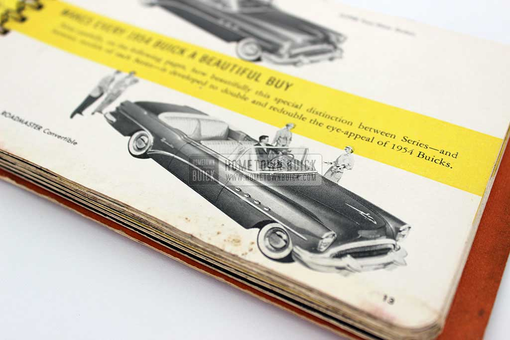 1954 Buick Dealer Facts Book 06