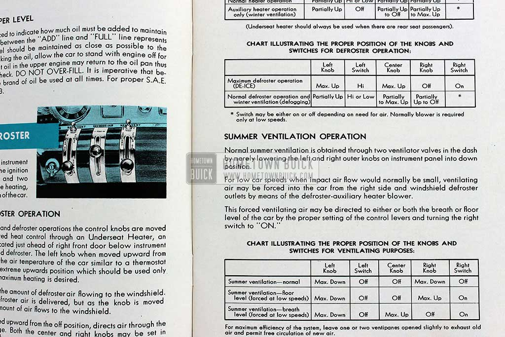 1954 Buick Owners Manual 04