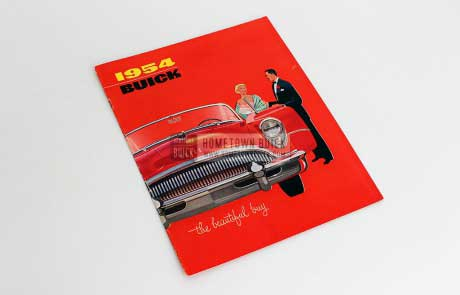 1954 Buick Sales Brochure 01