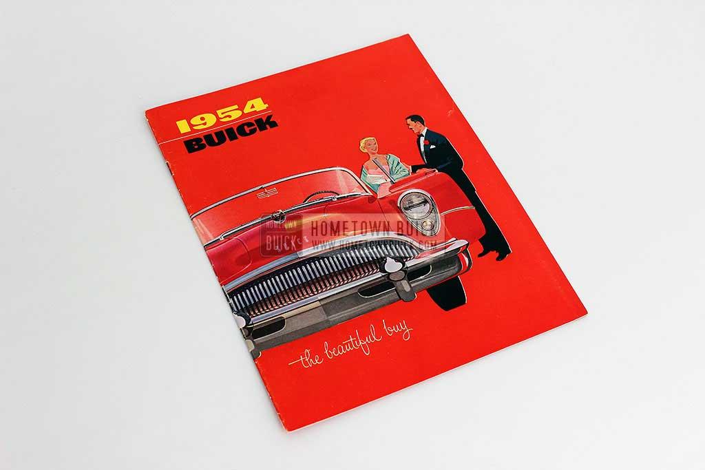 1954 Buick Sales Brochure 01