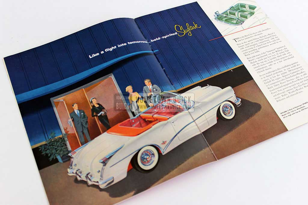 1954 Buick Sales Brochure 05