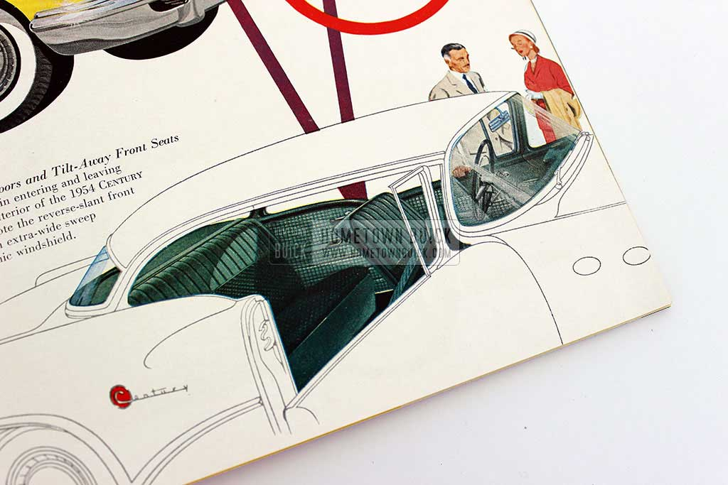 1954 Buick Sales Brochure 06