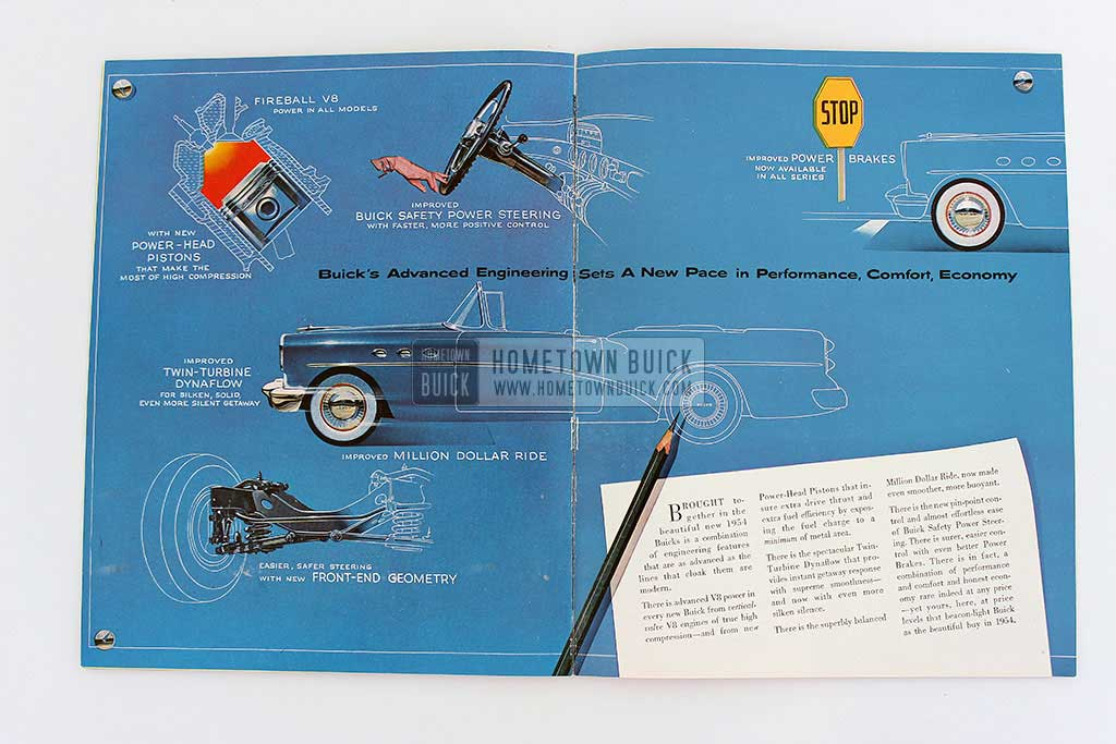 1954 Buick Sales Brochure 08