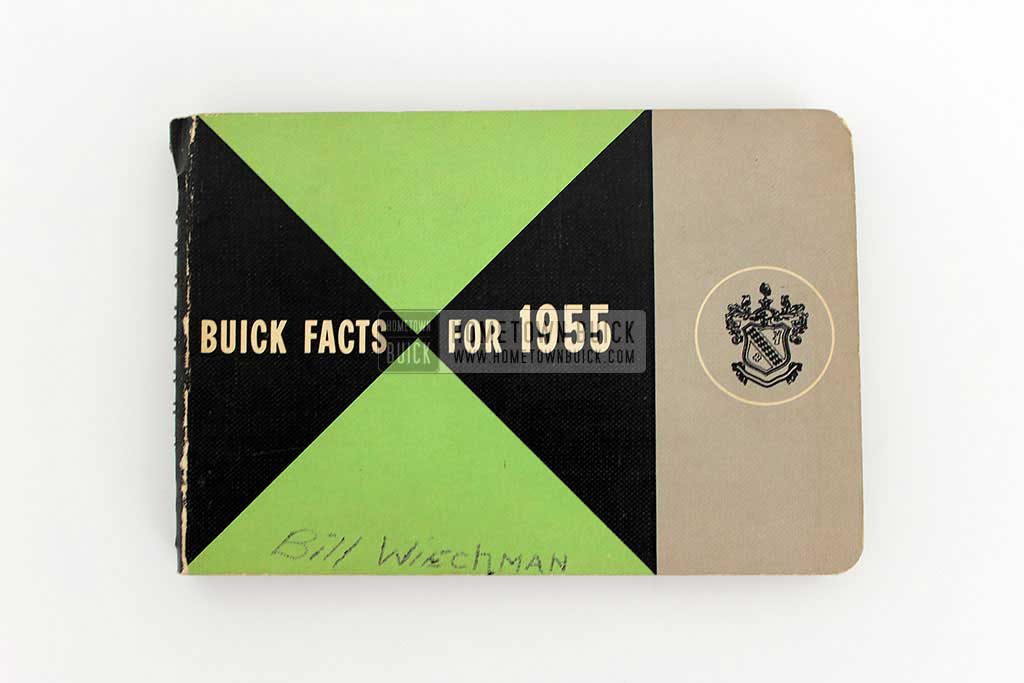 1955 Buick Dealer Facts Book 01