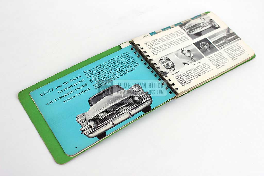 1955 Buick Dealer Facts Book 06