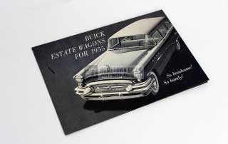 1955 Buick Estate Wagons Flyer 01