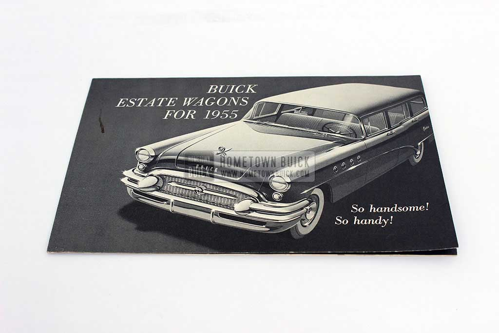 1955 Buick Estate Wagons Flyer 02