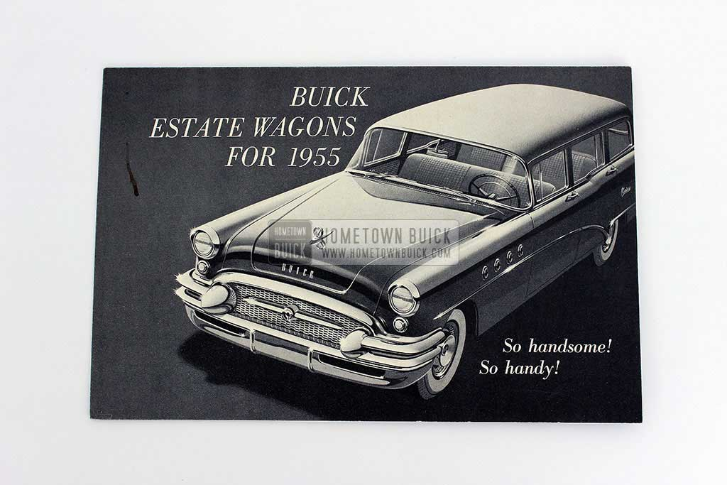 1955 Buick Estate Wagons Flyer 03