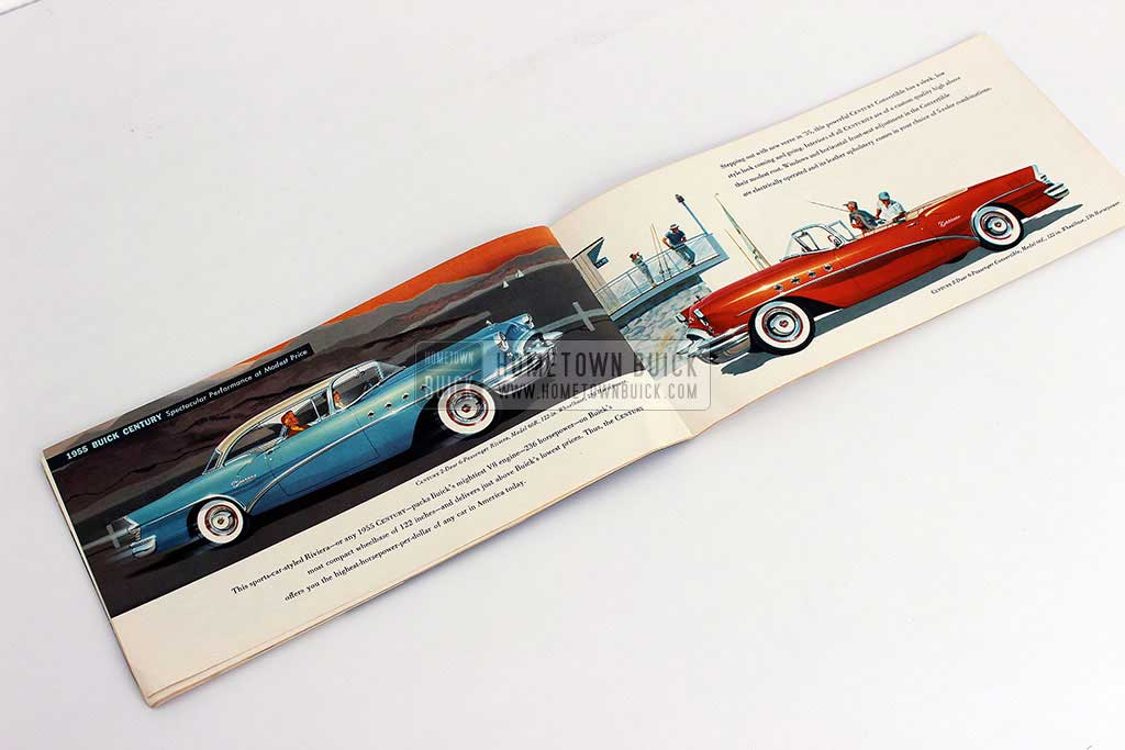 1955 Buick Sales Brochure 07