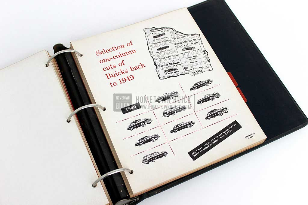 1955 Buick Used Car Merchandising Program 21