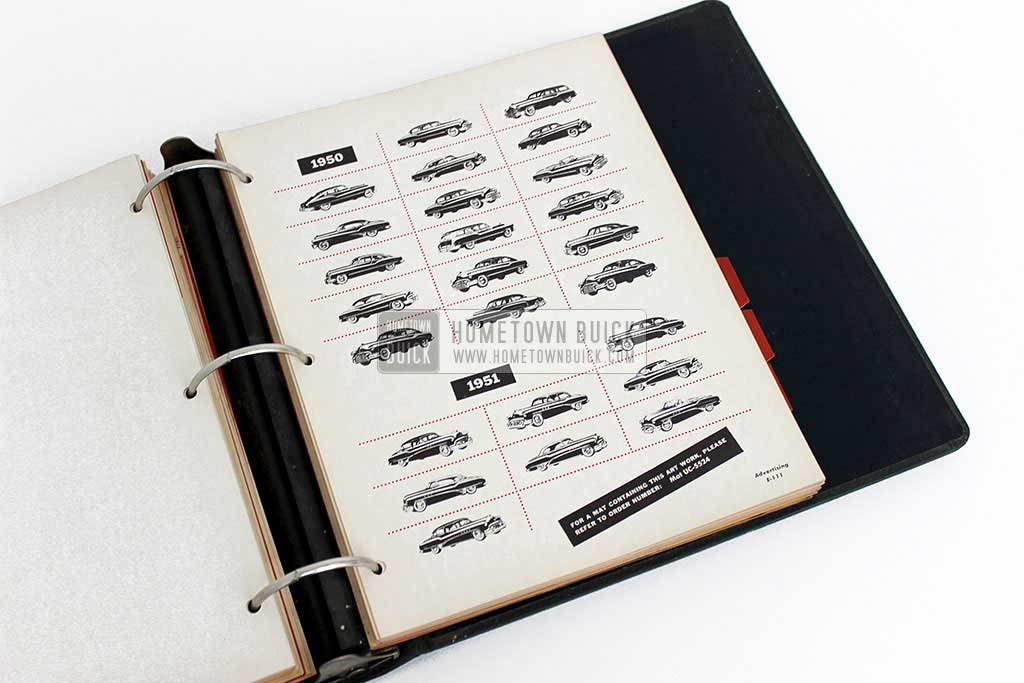 1955 Buick Used Car Merchandising Program 22