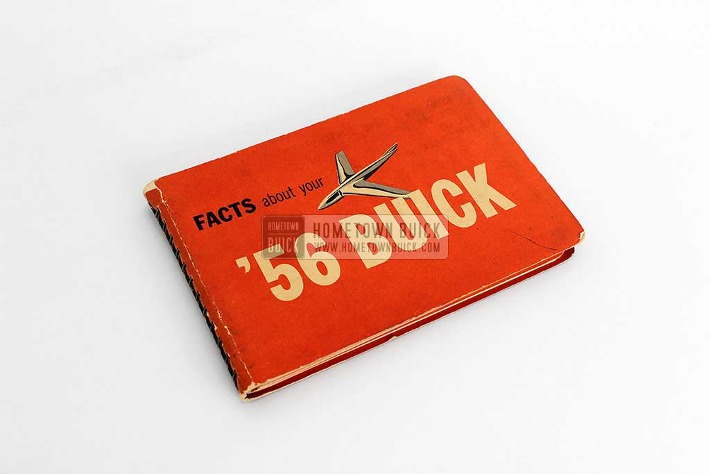 1956 Buick Dealer Facts Book 01