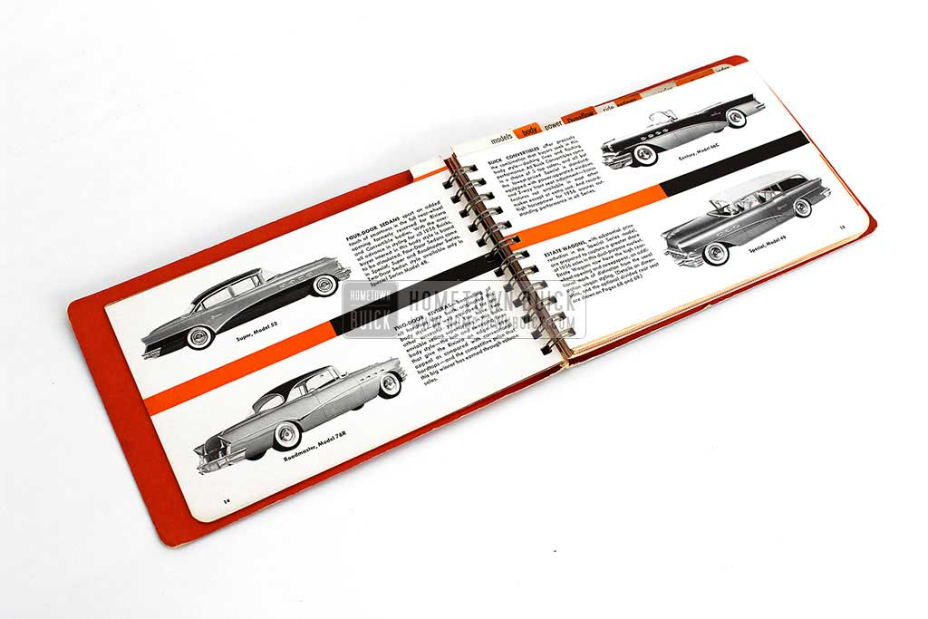 1956 Buick Dealer Facts Book 07