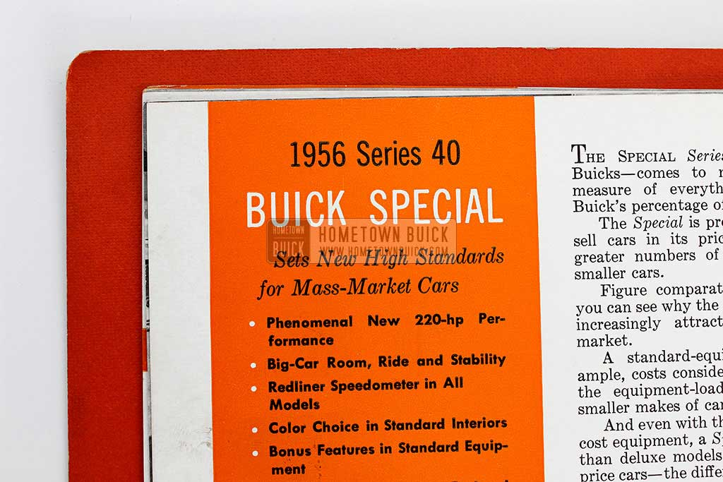 1956 Buick Dealer Facts Book 08