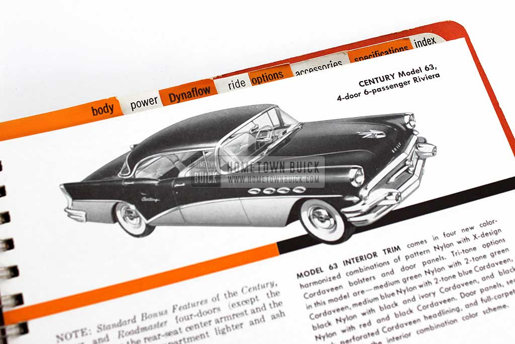 1956 Buick Dealer Facts Book 09