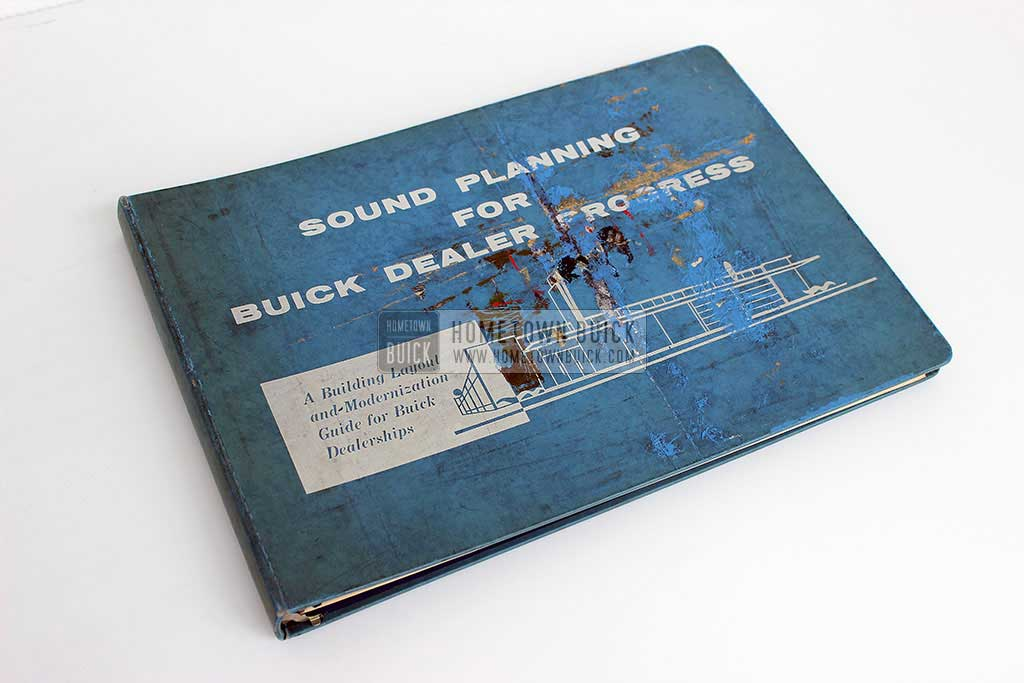 1956 Buick Dealership Building Layout Guide 01