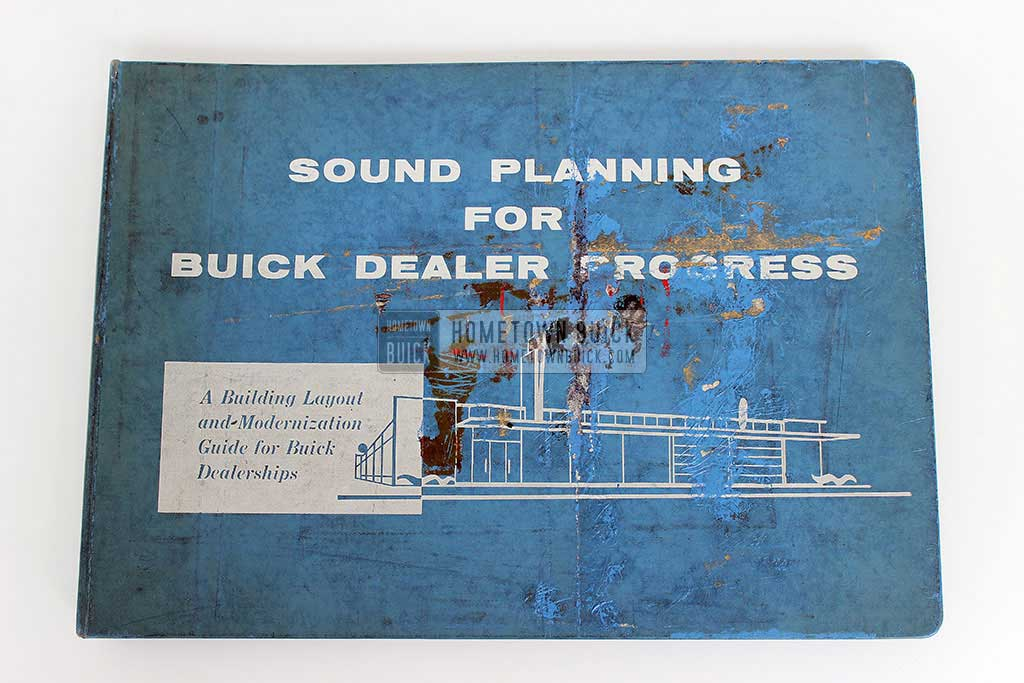 1956 Buick Dealership Building Layout Guide 03