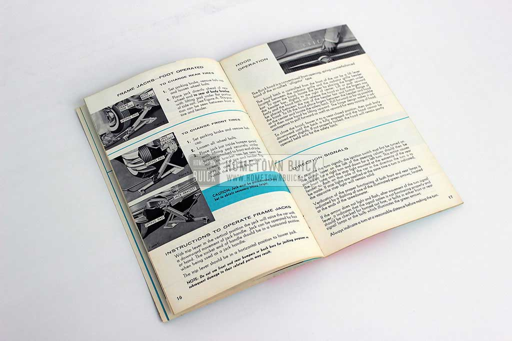 1956 Buick Owners Manual 07