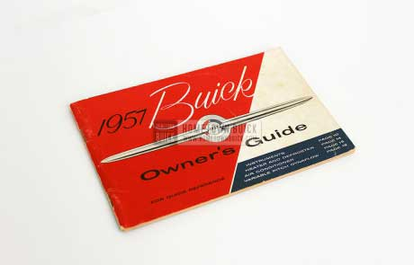 1957 Buick Owners Manual 02