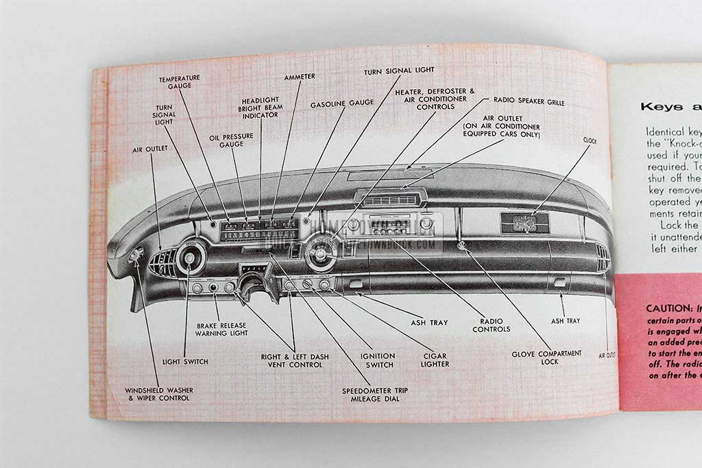 1957 Buick Owners Manual 05