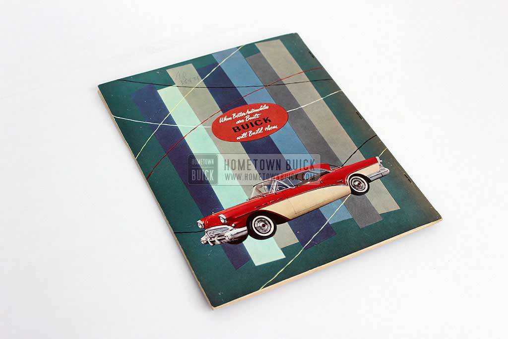 1957 Buick Press Kit 10