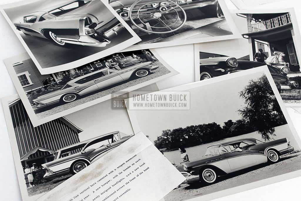 1957 Buick Press Kit 11