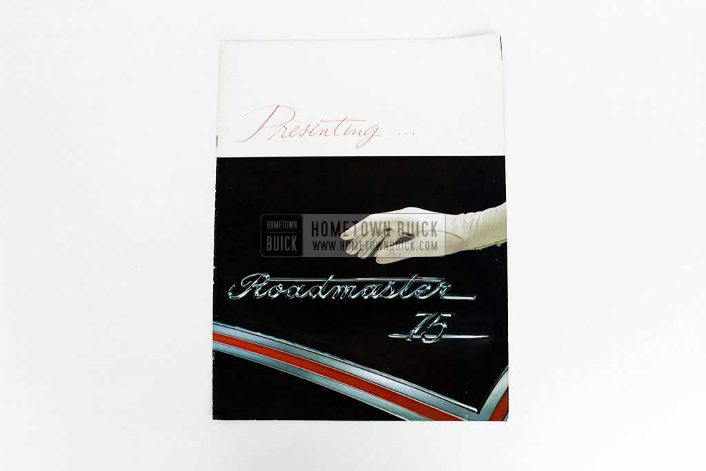 1957 Buick Roadmaster 75 Sales Brochure 02