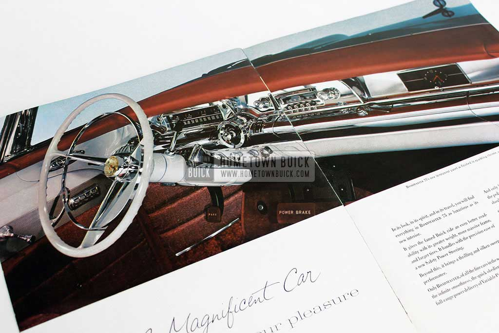 1957 Buick Roadmaster 75 Sales Brochure 05