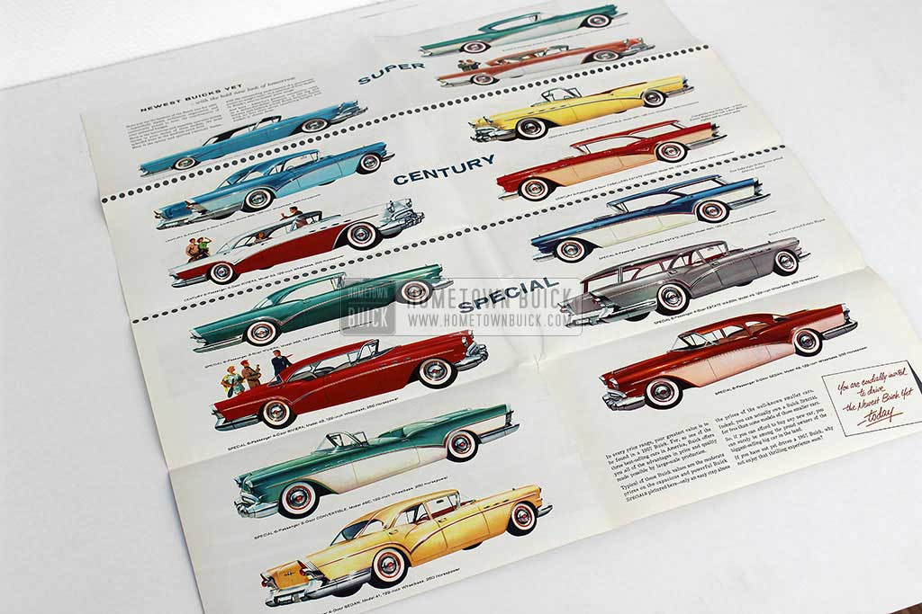 1957 Buick Sales Flyer 05