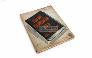 1958 Buick Factory Information Book 01
