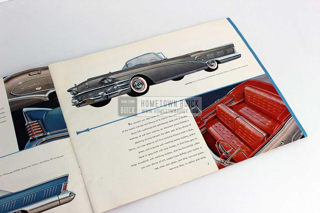 1958 Buick Sales Brochure 06