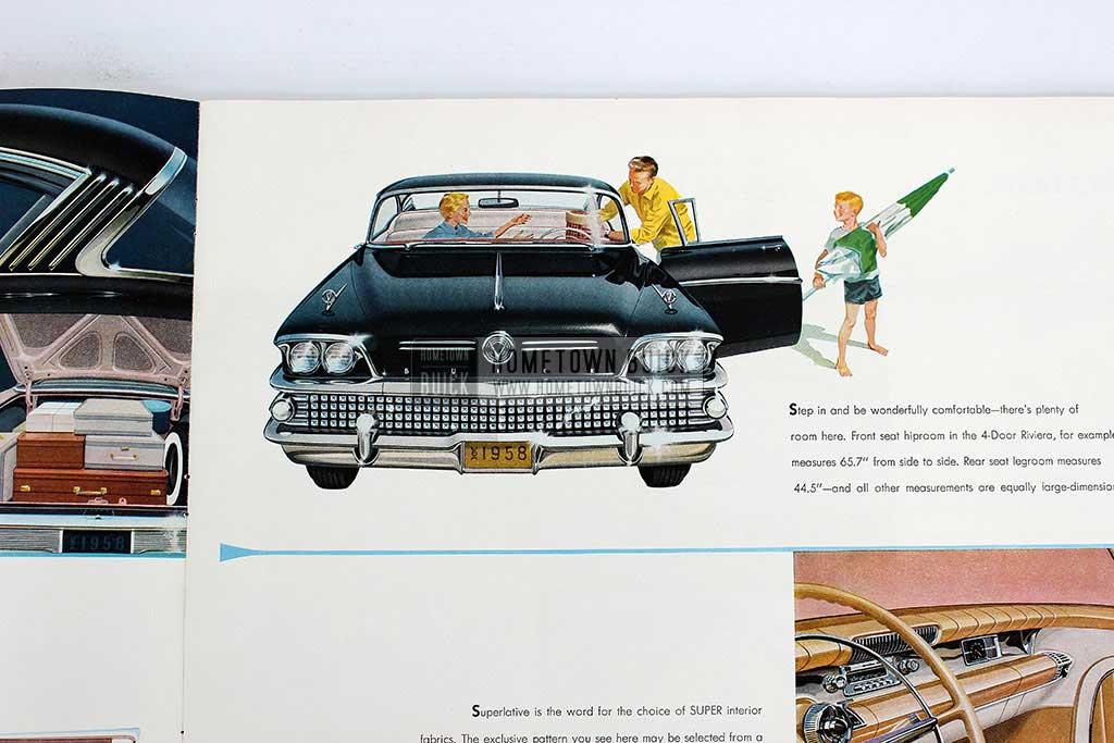 1958 Buick Sales Brochure 08