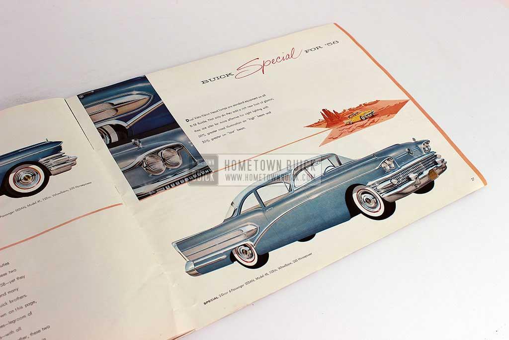 1958 Buick Sales Brochure 11
