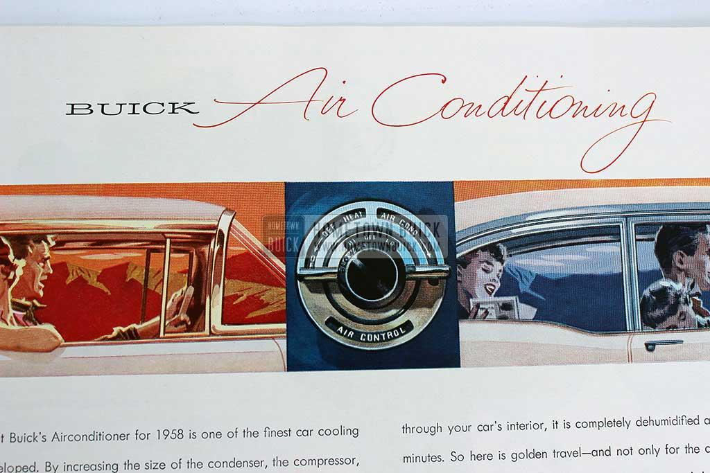 1958 Buick Sales Brochure 14