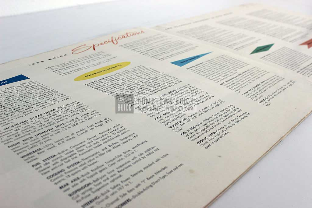 1958 Buick Sales Brochure 16