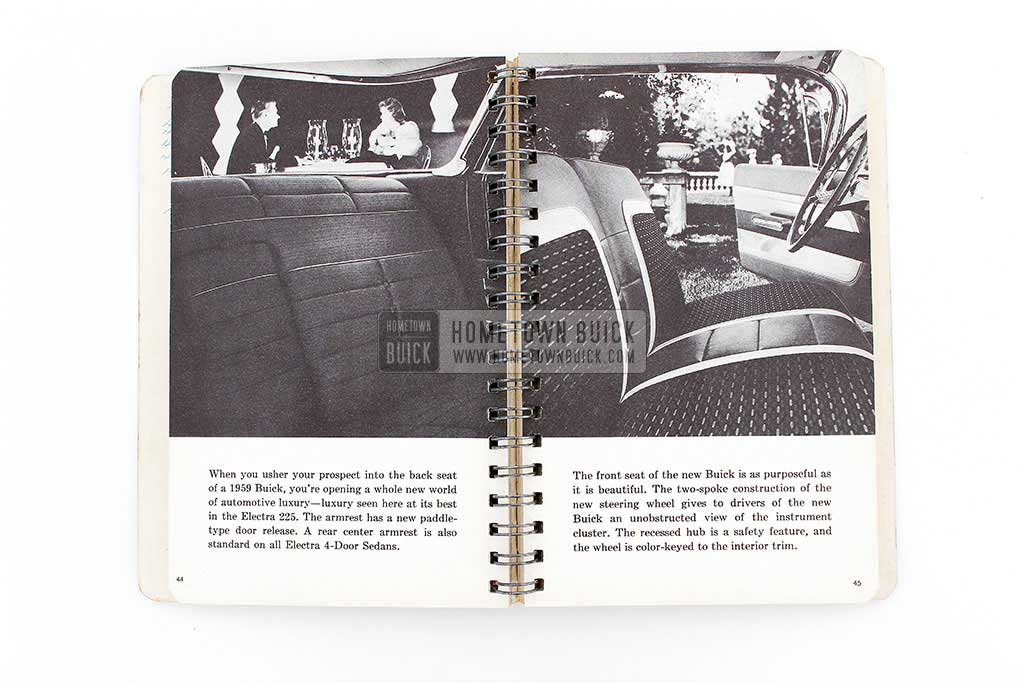 1959 Buick Dealer Facts Book 08