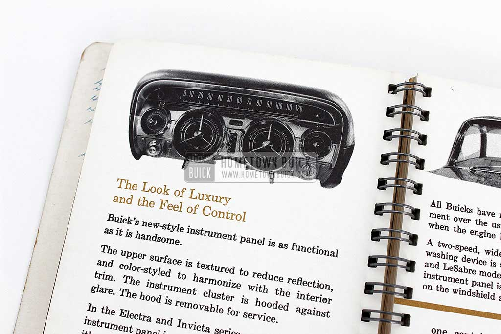 1959 Buick Dealer Facts Book 09