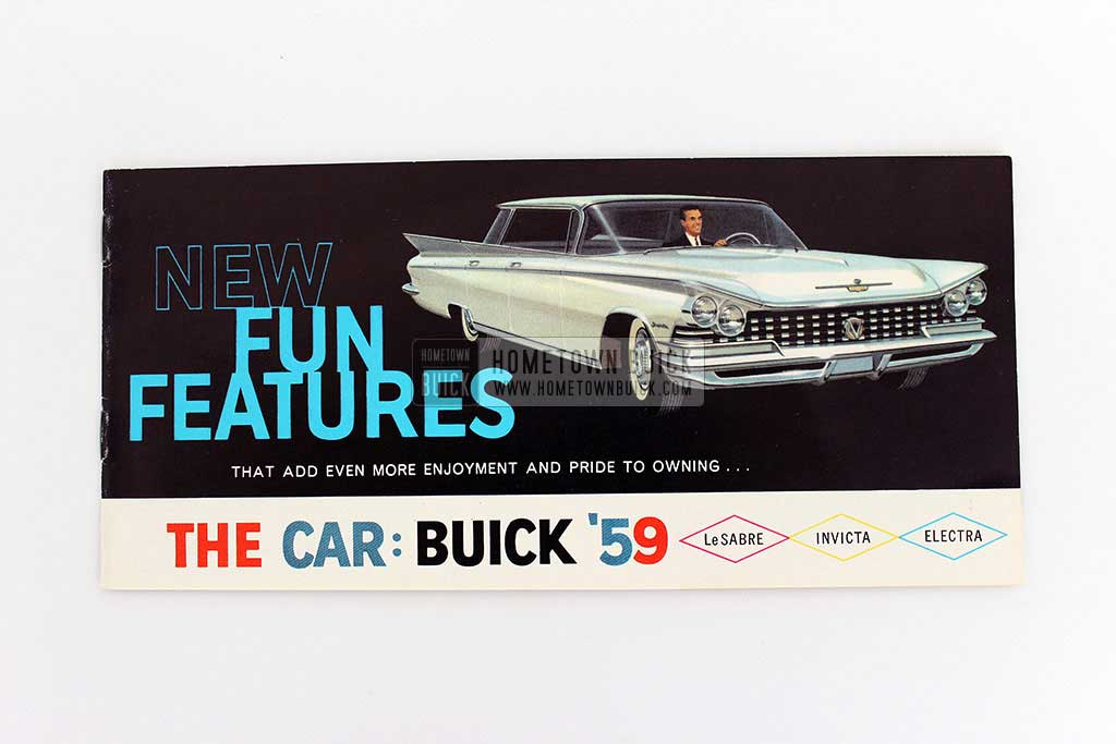 1959 Buick Features Flyer 01