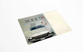 1959 Buick Sales Flyer 01