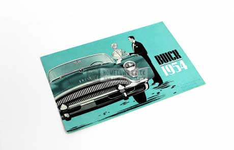 1954 Buick Sales Flyer Netherlands 01