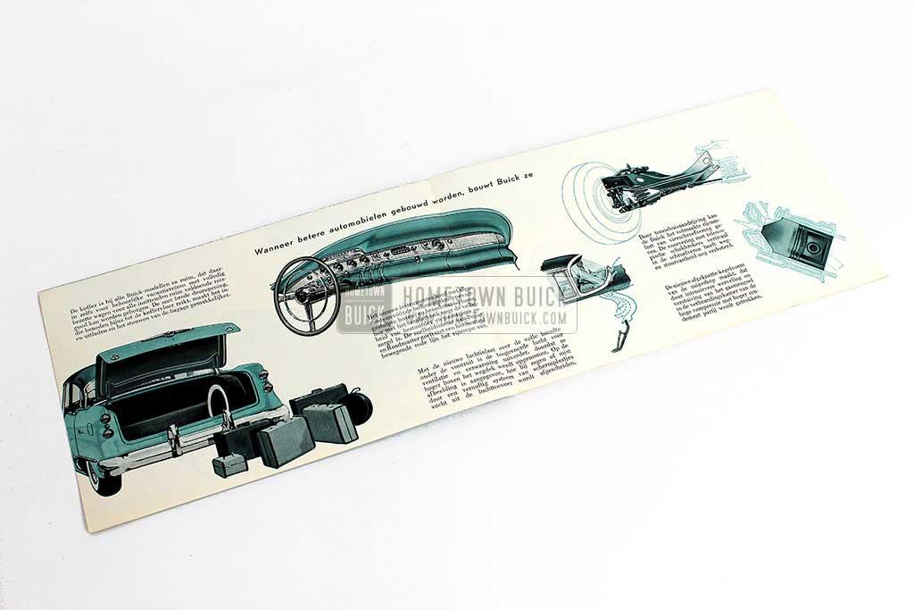 1954 Buick Sales Flyer Netherlands 02