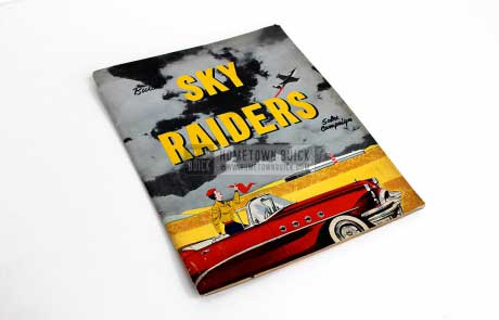 1955 Buick Sky Raiders Campaign Catalog 01