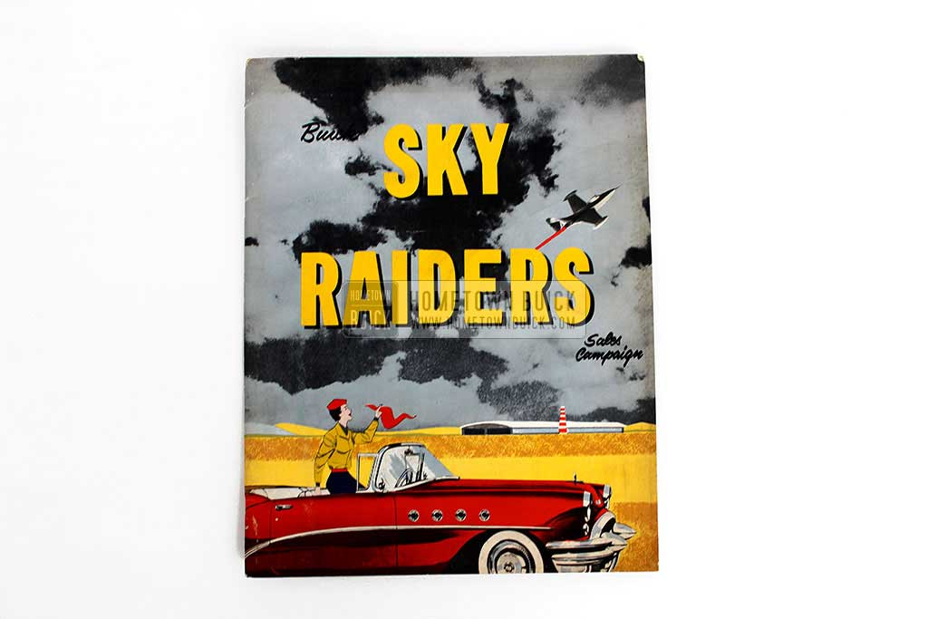 1955 Buick Sky Raiders Campaign Catalog 02