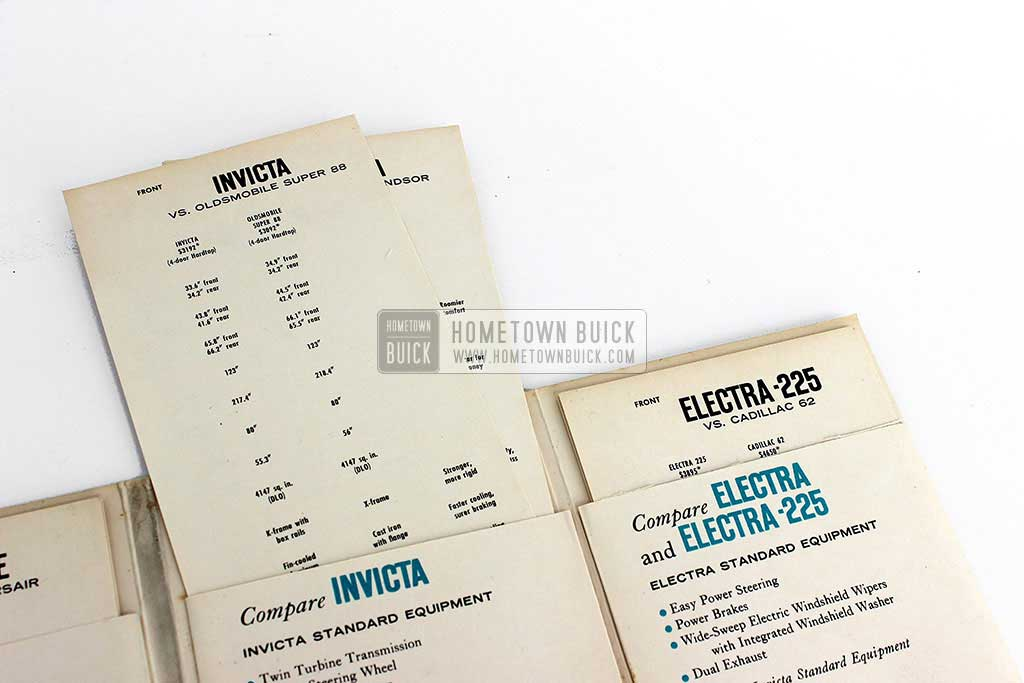 1959 Buick Plain Facts Comparison Booklet 05